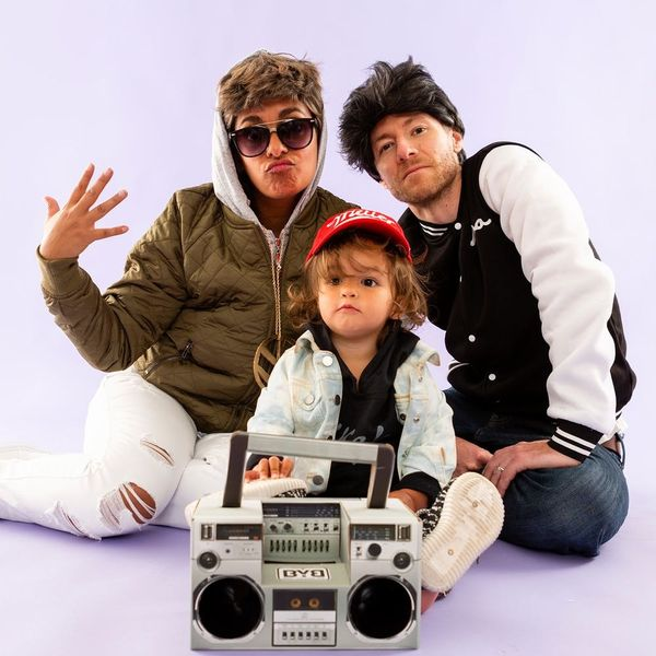 Be Licensed to Ill With Our Beastie Boys Family Halloween Costume
