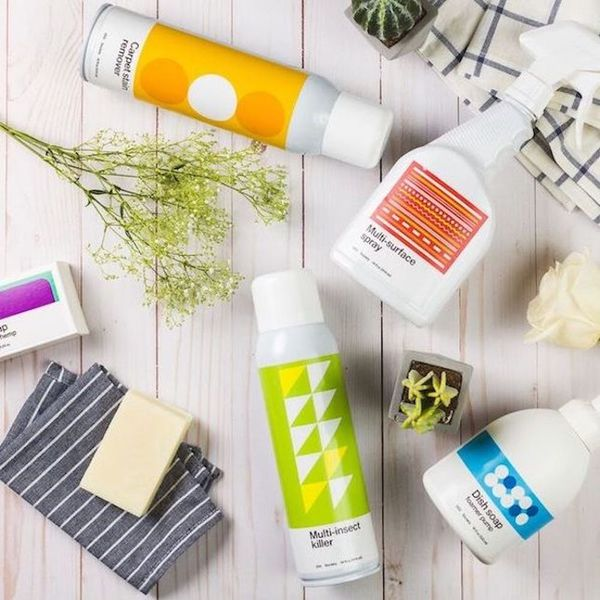 Finally, Cleaning Products You Won't Be Embarrassed to Leave Out