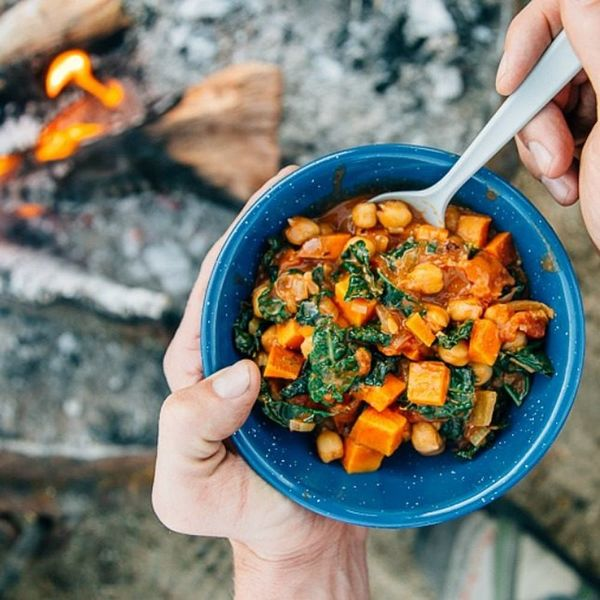 9 Plant-Based Campfire Recipes for Meatless Monday