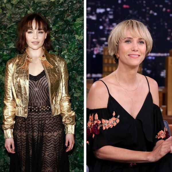 The Best Celebrity Bangs of 2017