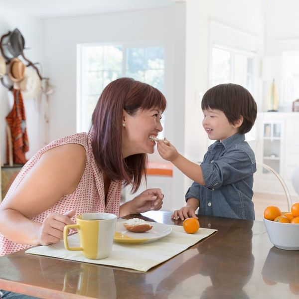 How to Prioritize Your Kid's Nutrition Without Sacrificing Your Own