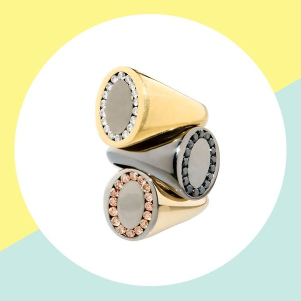 These Vintage Rings Are Making a Major Comeback — And We Can See Why