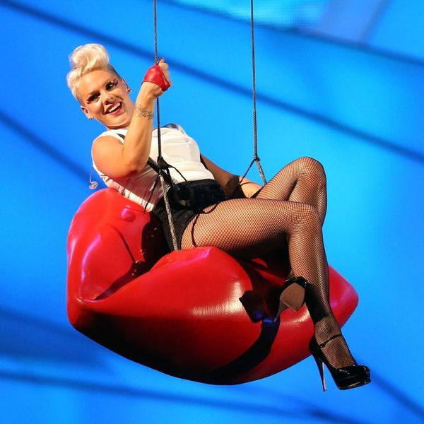 Pink's MTV VMAs Evolution Through the Years