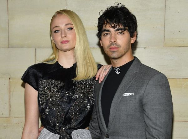 Sophie Turner and Joe Jonas Just Made Their Red Carpet Debut