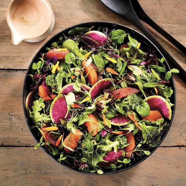 Finally, a Tasty Salad You'll Look Forward to Eating During Cold Months