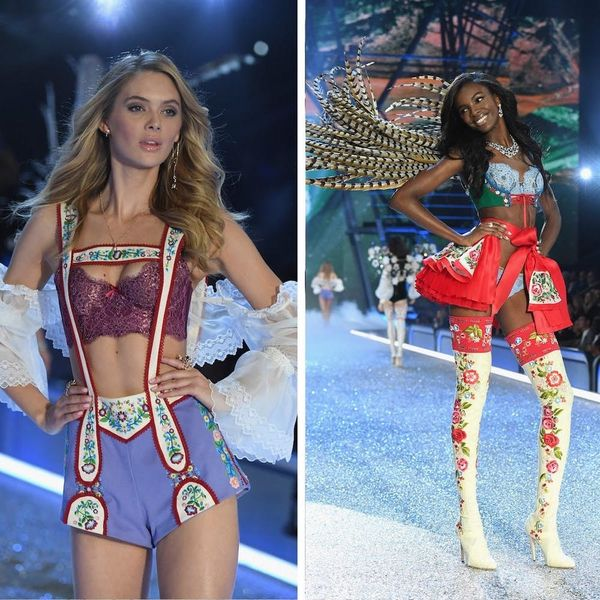 Say Hello to the 2017 Class of Victoria's Secret Fashion Show Models