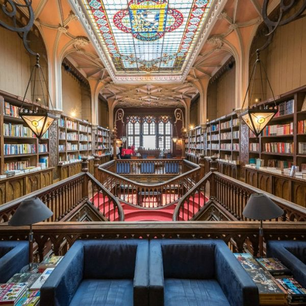 15 of the World's Biggest and Most Beautiful Bookstores