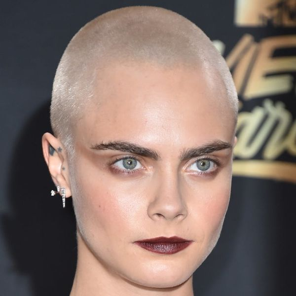18 Female Celebs Who Rocked the Hell Out of a Shaved Head
