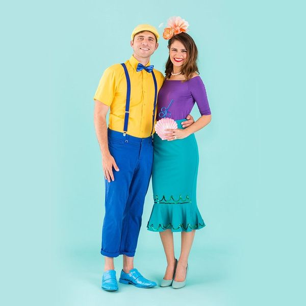These 4 Dapper Disney Couples Costumes Will Give You a Magical Halloween