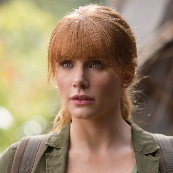 Bryce Dallas Howard Reveals Her #1 Hope for the Third 'Jurassic World' Movie