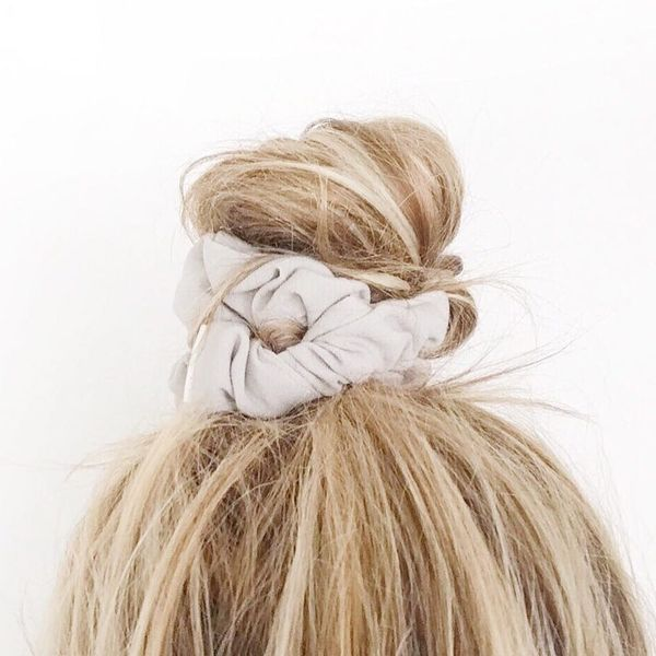 13 Real Women Prove That Scrunchies Are Back