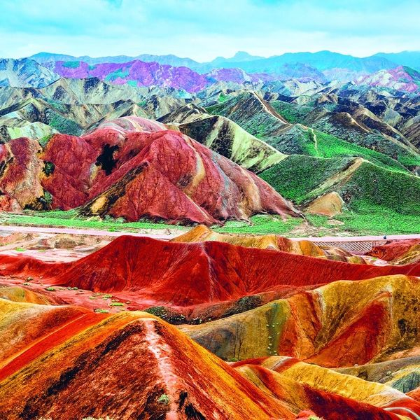 19 Amazing Places in the World You Never Knew Existed