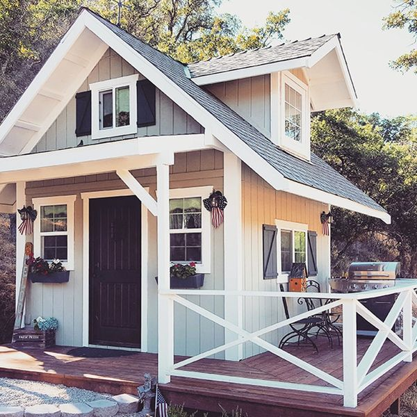 This Tiny House Is Glamping Goals