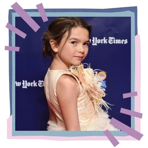 Brooklynn Prince Is Ready for Her Close-Up