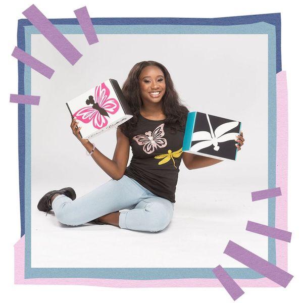 Journi D'Khaos Prewitt Is Bringing Black Girl Magic to Your Mailbox