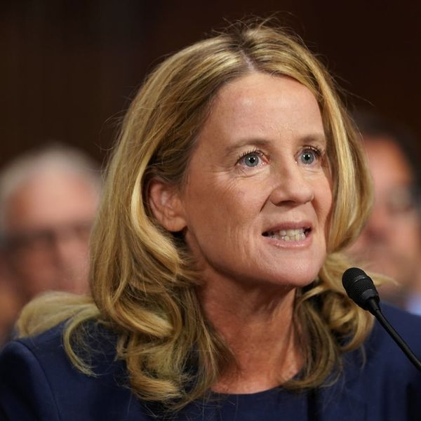 Dr. Christine Blasey Ford Just Gave Everyone an Important Psychology Lesson