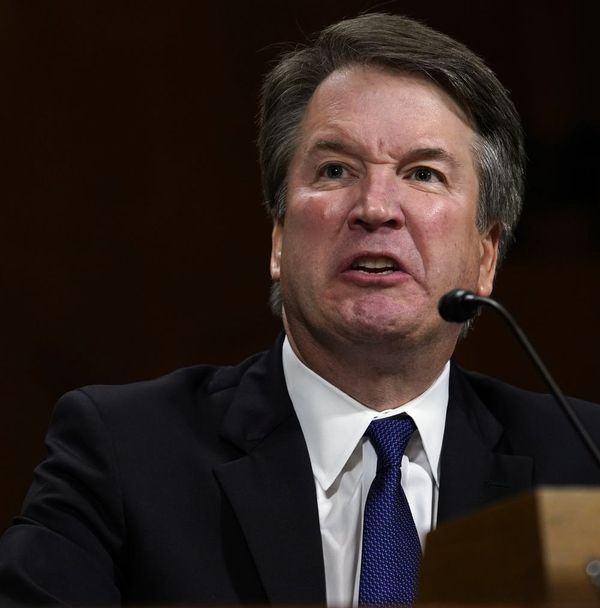 Kavanaugh and the Toxic Law of Male Approval