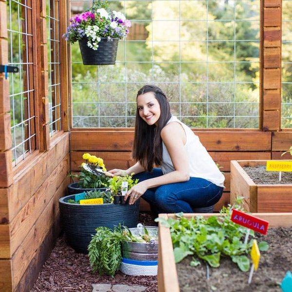 25 Raised Garden Beds That Will Inspire You to Actually Grow Veggies This Year