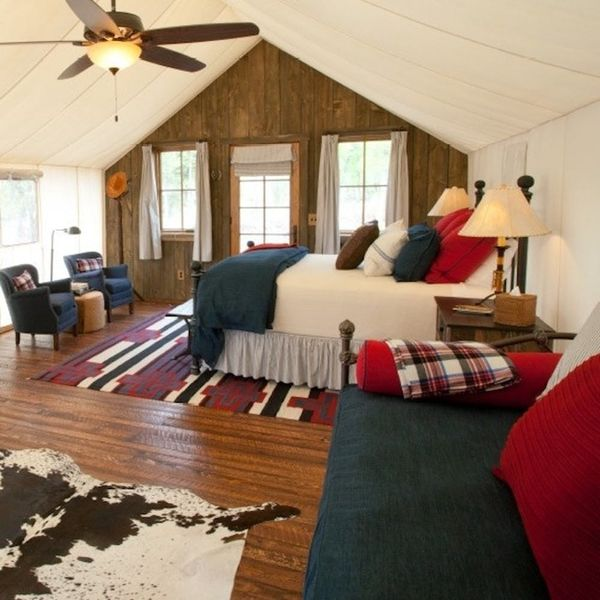 10 Glamping Destinations That Will Inspire You to Get Outdoors