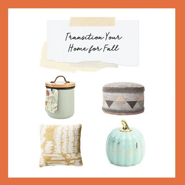 3 Stylish Ways to Transition Your Home for Fall