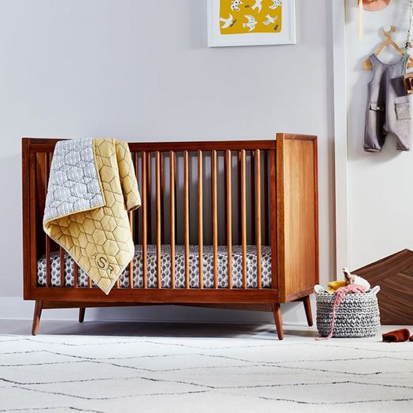 10 Stylish Mid-Century Modern Nursery Essentials to Buy or DIY