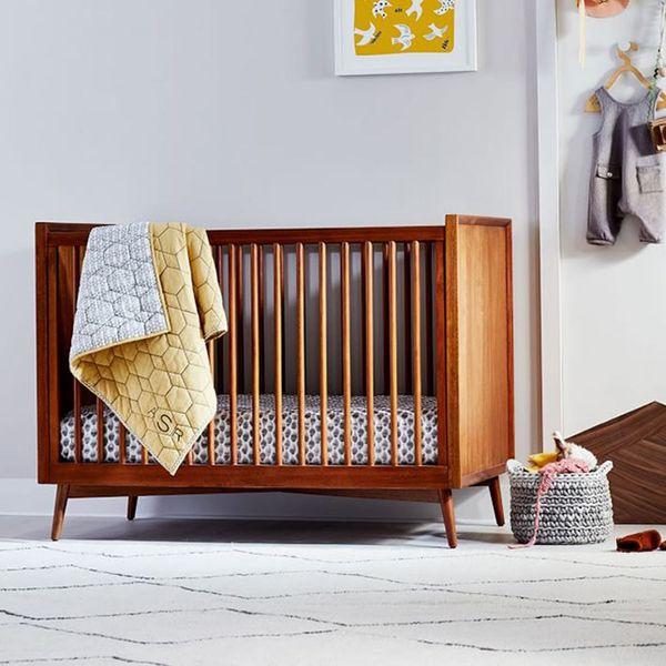10 Stylish Mid-Century Modern Nursery Essentials to Buy or DIY