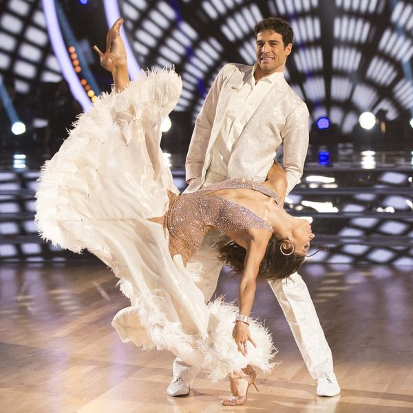 Here's How 'Bachelorette' Star 'Grocery Store Joe' Amabile Did on Night 1 of 'DWTS'