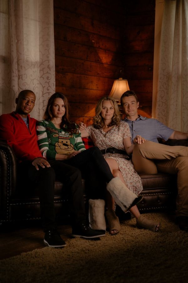 Lifetime Just Announced Its 2018 Holiday Movie Schedule