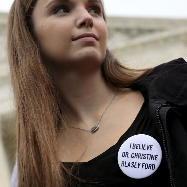 Yes, the Kavanaugh Allegations Are Absolutely Political — And They Should Be