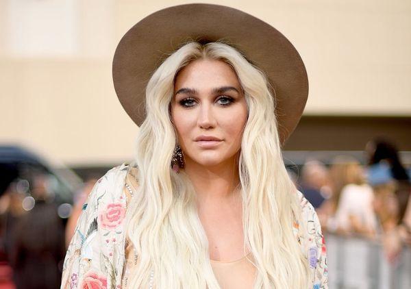 Kesha's New Song Was Inspired byRuth Bader Ginsburg