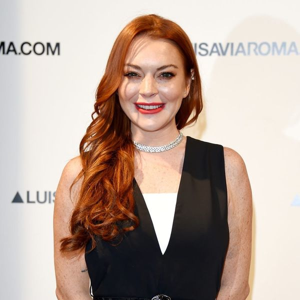 11 Throwback Pics of Birthday Girl Lindsay Lohan You've Gotta See to Believe