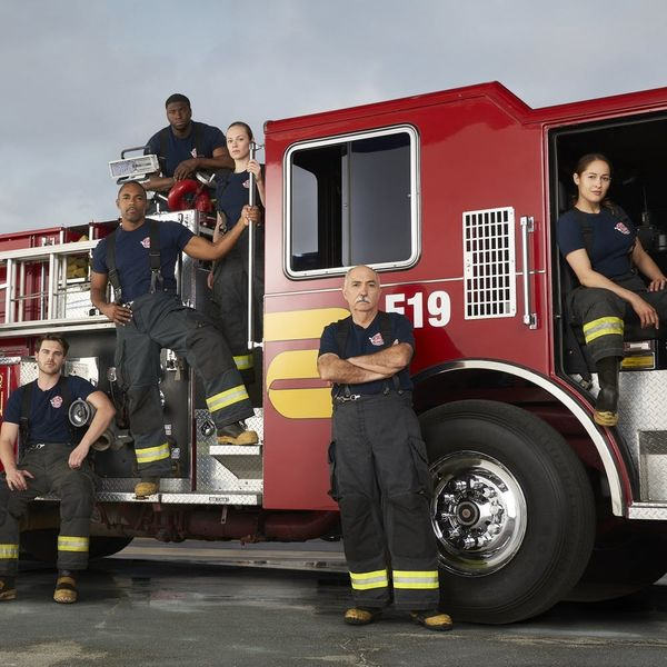 This 'Station 19' Season 2 Promo Is Almost *Too* Intense