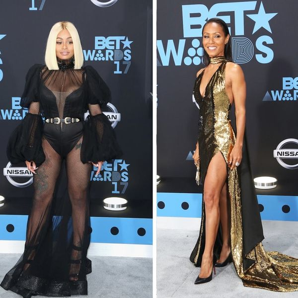 BET Awards 2017's Most Showstopping Red Carpet Styles
