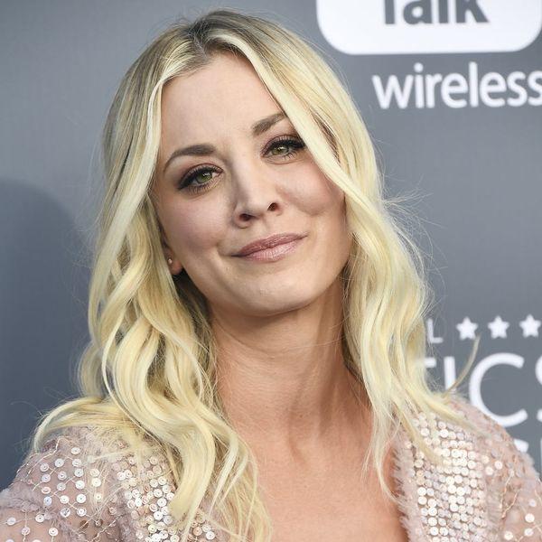 Kaley Cuoco Has Just One Wish for The Big Bang Theory's Final Season