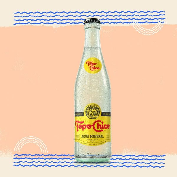 Why Topo Chico Is the Sparkling Water to Sip