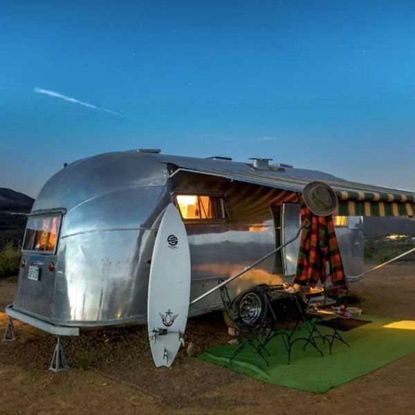 9 Swoon-Worthy Airstream Airbnbs for Your Next Glamping Adventure