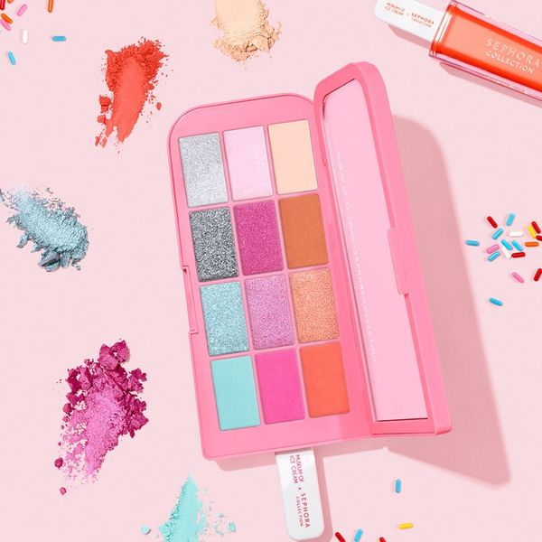 Sephora and Museum of Ice Cream Launch the Sweetest Makeup Collection