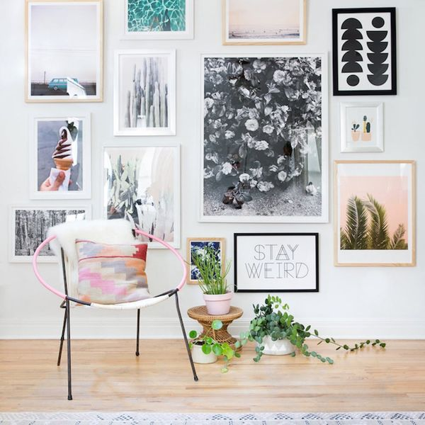28 Gallery Wall Ideas to Spiff Up Your Space