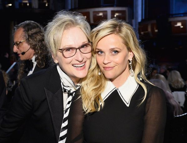 Reese Witherspoon Really Loved Throwing Ice Cream at Meryl Streep on 'Big Little Lies'