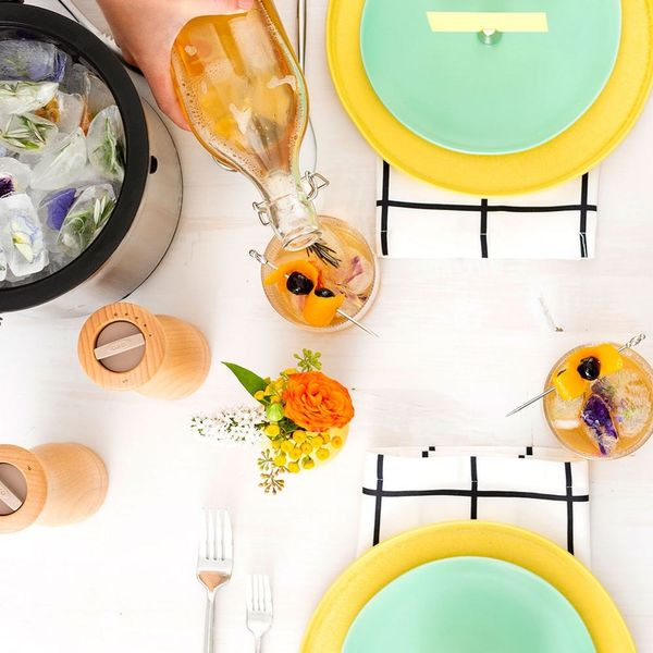 How to Host Your First Dinner Party Without Freaking Out