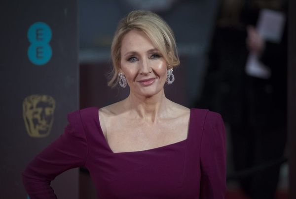 J.K. Rowling Just Confirmed a Funny 'Harry Potter' Theory