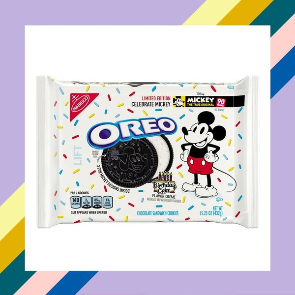 Oreo's Celebrating Mickey Mouse's 90th Birthday With Sprinkle-Studded Cookies
