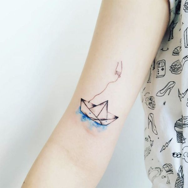 40 Small Tattoo Ideas to Copy Now