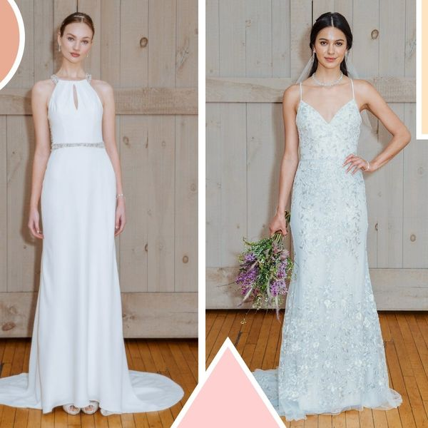 Our Top Under-$1500 Picks from David's Bridal's Fall 2017 Collection