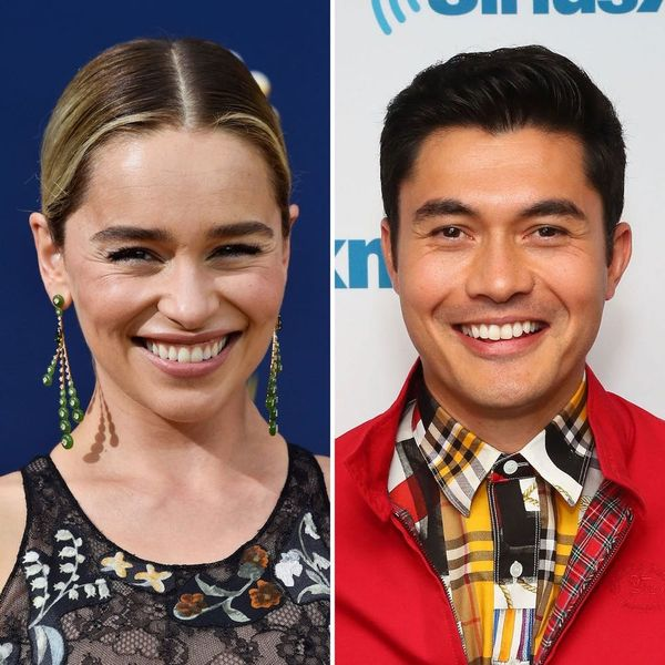 Emilia Clarke and Henry Golding Are Making Your New Favorite Christmas Movie