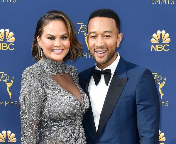 Chrissy Teigen Had the Perfect Response to Someone Who Asked if She Was Pregnant