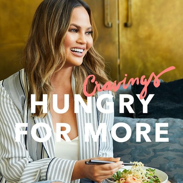 3 New Recipes from Chrissy Teigen's 'Cravings: Hungry for More' Cookbook