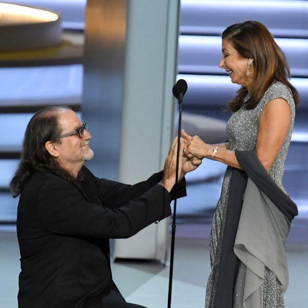 Emmys 2018: Director Glenn Weiss Just Proposed to Girlfriend Jan Svendsen Onstage