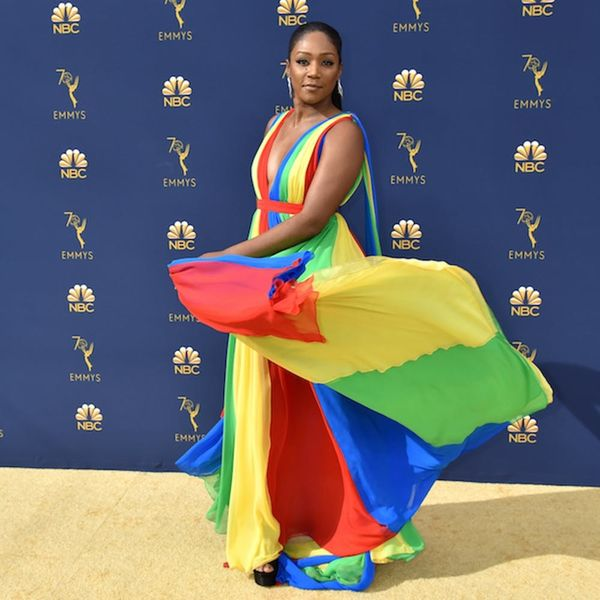 Twirling Is the New Black on the Emmys 2018 Red Carpet
