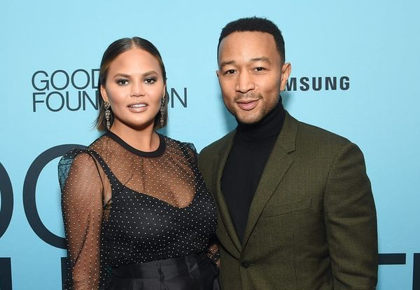 Chrissy Teigen and John Legend Celebrated Their Anniversary by Trolling Each Other on Instagram